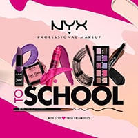 Massif NYX Back to School