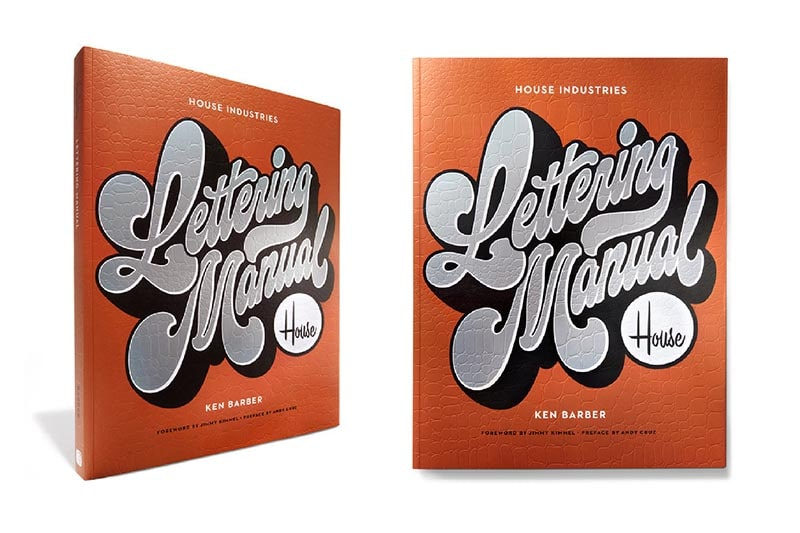 Lettering Manual House Industries