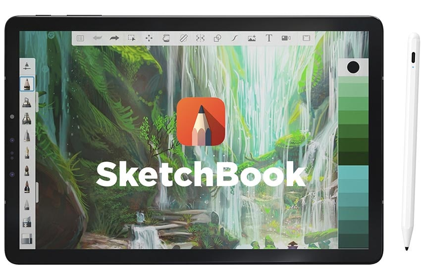 Autodesk SketchBook Pro, alternativa a Procreate para Android
